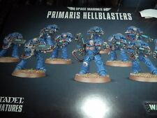 Space Marine Primaris Hellblasters - Warhammer 40k 40,000 Model New!