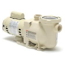 Pentair 348024 1-1/2Hp SuperFlo Ee Single Speed Pool Pump, 115V/230V