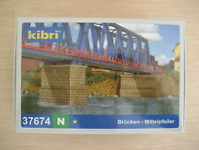 Kibri - ref.37674 - Pilar para puente