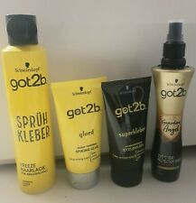 Got2b Black  - Le Pack qui décoiffe