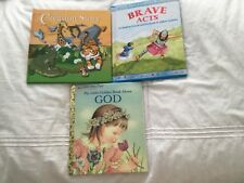 Kids Bible Story Books BRAND NEW