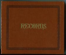 RECORD STORAGE ALBUMS 45 RPM