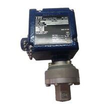 100P11CC3, Neodyn, Series 100P Pressure Switch/Internal Adjustment