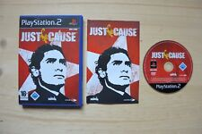 PS2 - Just Cause - (OVP, mit Anleitung)