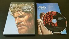 The Last Temptation of Christ (DVD, Criterion Collection) 70 Martin Scorsese