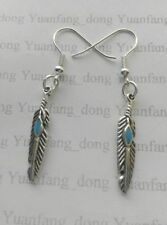 Turquoise Feather Unbranded Costume Jewellery