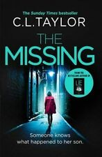 The Missing BRAND NEW BOOK by C. L. Taylor (Paperback, 2016)