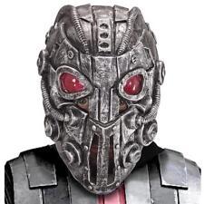 Maschera Carnevale Robot Cyborg Space Intruder PS 26448