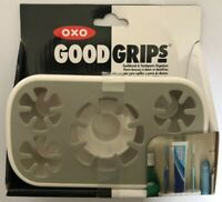 OXO Good Grips Toothbrush and Toothpaste Organiser