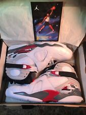 Air Jordan Retro 8 Bugs Bunny Size 11 100% AUTHENTIC VNDS WORN ONCE