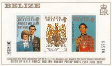 (13589) Belize MNH Prince William Birth 1982 unmounted mint
