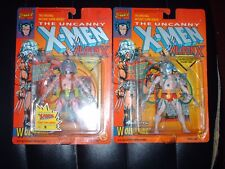 Uncanny X-Men Wolverine Weapon X Action Figure Toy Biz 1992 4Th Edition Orange