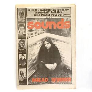Sounds 7 May 1983 - Meat Loaf,Pink Floyd,Michael Jackson,Motorhead,Taboo