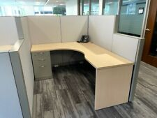Super Clean Steelcase 5x6 Office Cubicles Workstations