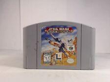 STAR WARS ROGUE SQUADRON --- NINTENDO 64 N64