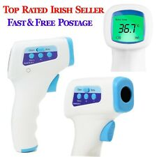 Digital Infrared Non-Contact Forehead Thermometer Gun Temperature Measurement IR