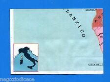 [GCG] LA TERRA - Panini 1966 - Figurina-Sticker n. 264 -AFRICA POLITICA 5/6-Rec