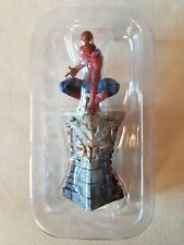 ★Classic Marvel Figurine Eaglemoss ★SPIDERMAN  ROOFTOP SPECIAL !★ Lead figurine