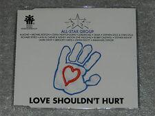 All-Star Group - Love Shouldn´t Hurt - gegen Kindesmissbrauch - 3 Tracks - 1998