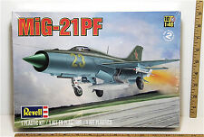 Revell Russian MIG-21PF Fishbed 1:48 Scale Plastic Model Kit #85-5482 Sealed NIB