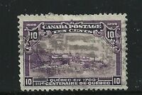 Canada Scott #101, Single 1908 FVF Used