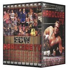ECW HARDCORE TV COMPLETE SET VOLUME 4 10 DVD SET Extreme Championship Wrestling