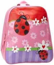 NEW STEPHEN JOSEPH Childs Ladybird GO GO Bag Backpack Rucksack School Book PE