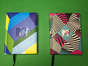MTV Music Television Diario agenda 12 mesi non datato Pocket Diary