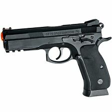 ASG Licensed CZ 75 SP-01 Shadow Spring Action Single Shot Airsoft Pistol 50083