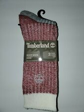 Timberland Women's Boot Sock Super Soft  2 Pairs One  Size 0103