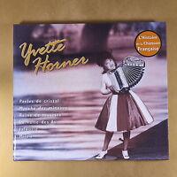 YVETTE HORNER - L'HISTOIRE DE LA CHANSON FRANCAISE - OTTIMO CD [AR-021]
