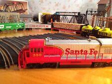 Bachman Ho Scale Model Railroad Train Set
