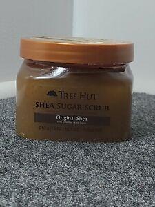 Tree Hut Shea Sugar Scrub Original Shea 18oz Ultra Hydrating and Exfoliating