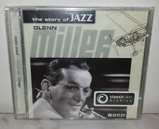 2 CD GLENN MILLER - CLASSIC JAZZ ARCHIVE - NUOVO NEW