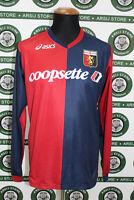 Maglia calcio GENOA MATCH WORN shirt trikot camiseta maillot jersey