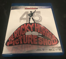 The Rocky Horror Picture Show 45th anniversary (Blu-Ray Disc, 2020, Digital)
