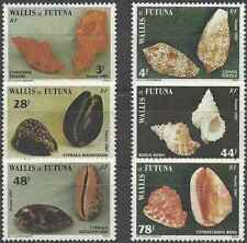 Timbres Coquillages Wallis et Futuna 360/5 ** lot 23134