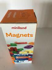 Magnetic ABC Alphabet Lowercase Letters Homeschool Educational Magnets 76 PCS