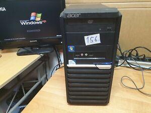 Nr.156 ACER VERITON M290 PC Retro Windows XP Computer Klassiker 2.70GHz 500GB 4G