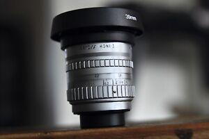 Angenieux 25mm F 0.95 C mount lens for Bolex H16
