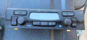 1999-2002 Toyota 4Runner Limited Climate Control