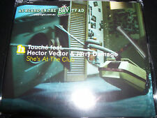 Touche Feat Hector Vector & Jerry Damage At The Club Remixes CD Single