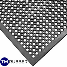 Anti Fatigue Floor Door Rubber NonSlip Safety Mat Rug 1500x900x12mm FREE FREIGHT