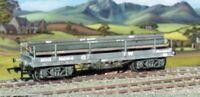 Ratio 562 -GWR Bogie Bolster 'A' Flat Wagon Plastic Kit 00 Gauge Tracked 48 Post