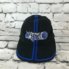 Orlando Magic Boys O/S Hat Black Adjustable Ball Cap Signed By Michael Doleac
