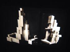 """George Vantongerloo """"Construction"""" Belgian De Stijl Sculpture 35mm Art Slide"""