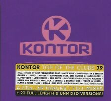 Kontor Top Of The Clubs Vol.79 4cd