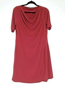 Women's Esprit Edc Dress Red size L