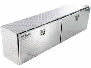 For 2001-2018 GMC Sierra 2500 HD Bed Side Rail Tool Box Dee Zee 47127MZ 2002
