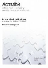 In the Bleak mid winter Choral Sab, Carols (Unison, 2 Or 3 Part) Thompson